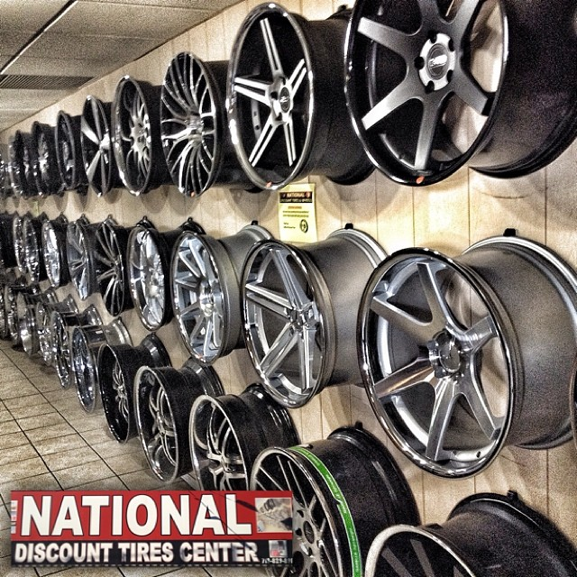 National Tire And Wheel >> National Discount Tires Wheels 1959 Birchall Ave Bronx