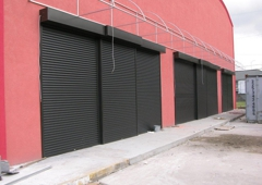 AMD Supply LLC - Hialeah, FL. Commercial Hurricane Shutters in Miami, FL