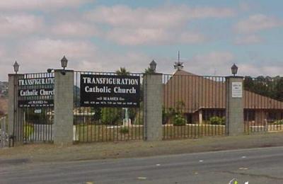 Transfiguration Catholic Church - Castro Valley, CA