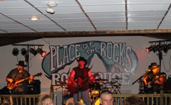 Place of the Rocks Roadhouse