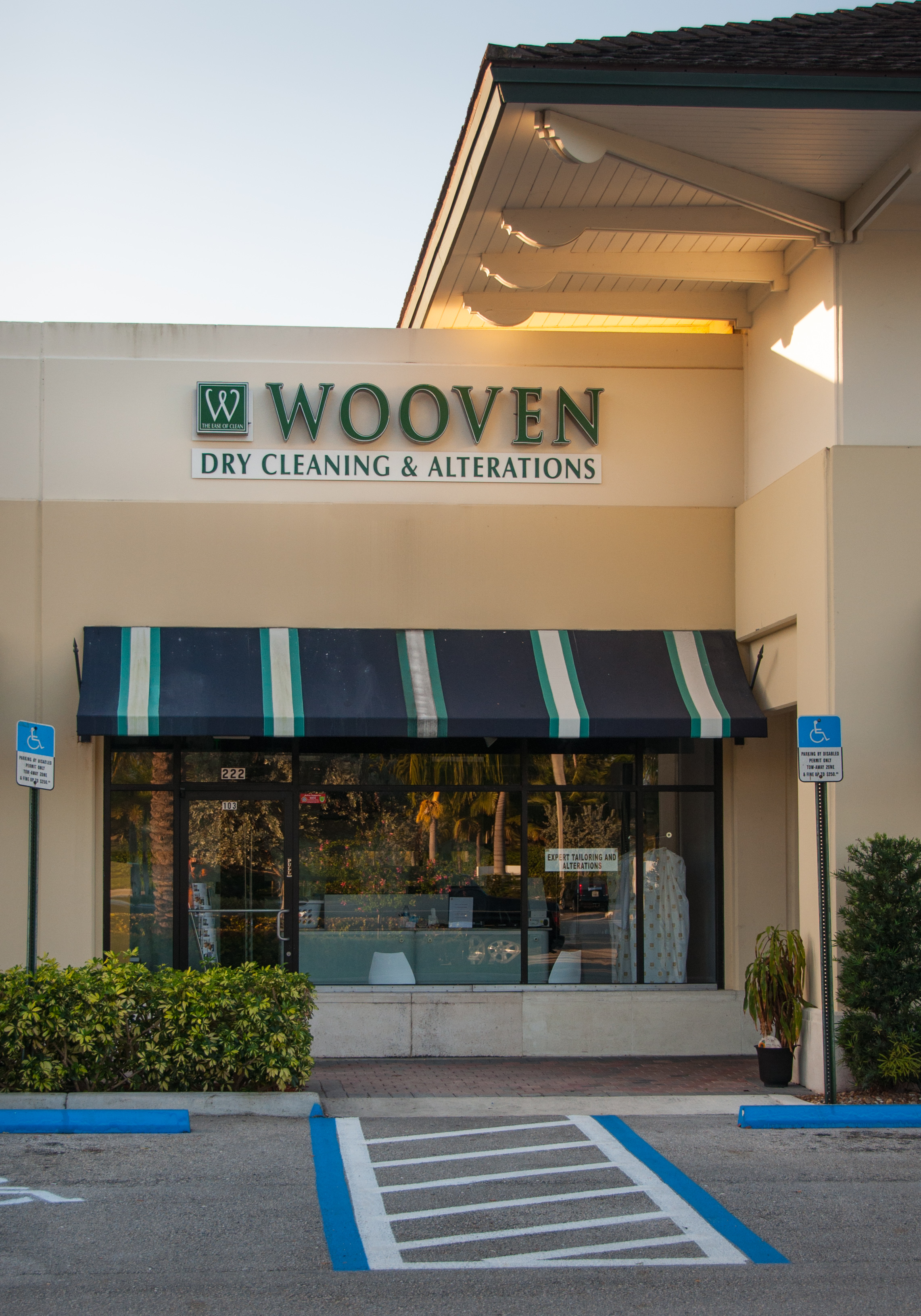 Wooven Dry Cleaning Amp Wash And Fold Boca Yamato 222 Nw