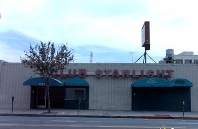 Starlight Ballroom - Los Angeles, CA