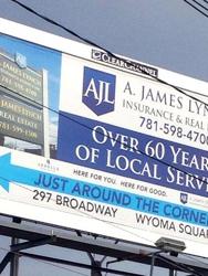 A. JAMES LYNCH INSURANCE AGENCY