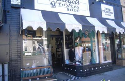 Siegel's Tuxedo Shop - Oakland, CA