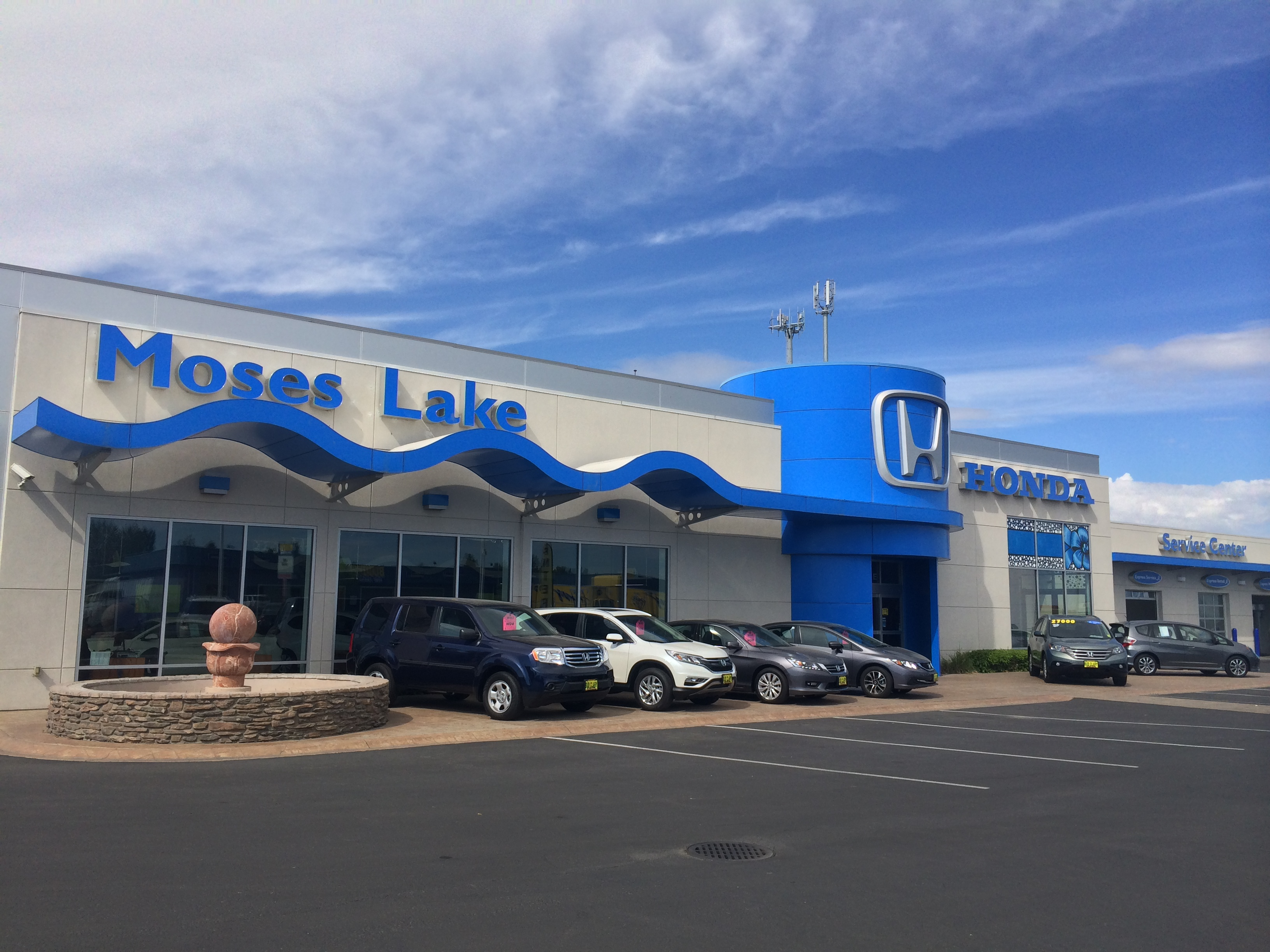 Bud Clary Honda Of Moses Lake 1200 S Pioneer Way Moses