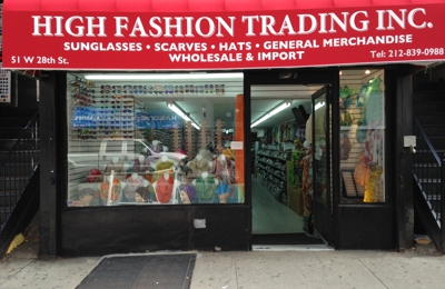 High Fashion Trading - New York, NY