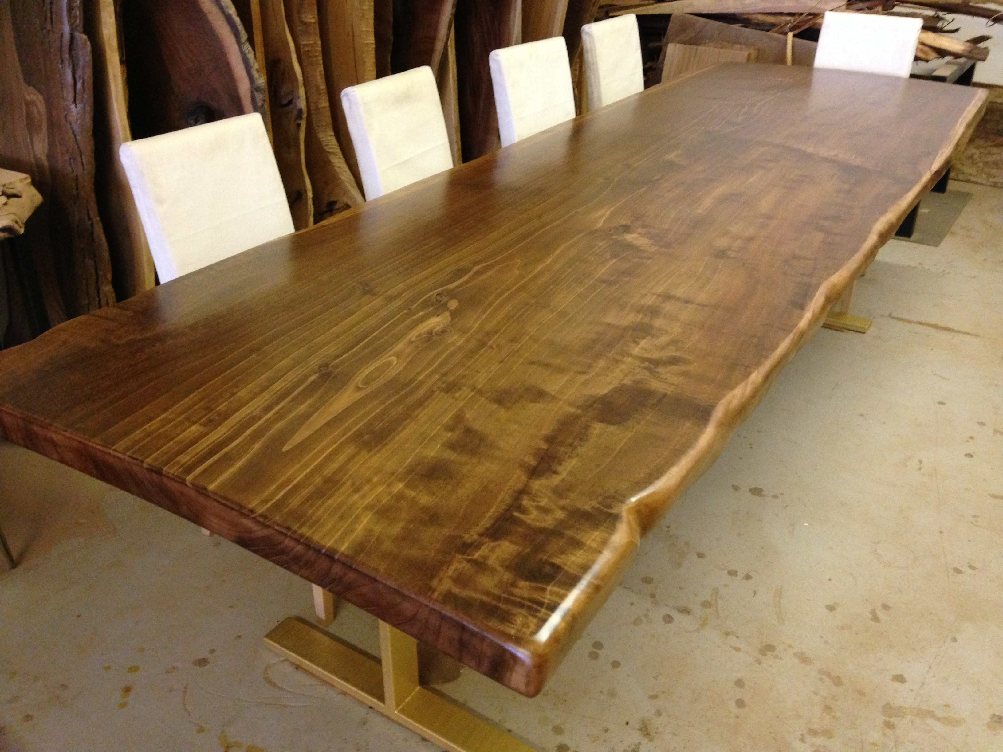 Urban Wood Llc Live Edge Tables 203 Sw 5th St Fort