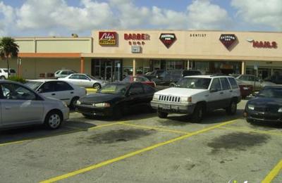 Central Barber Shop - Miami, FL