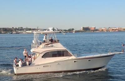 Indiscretion Yacht Charters - Boston, MA
