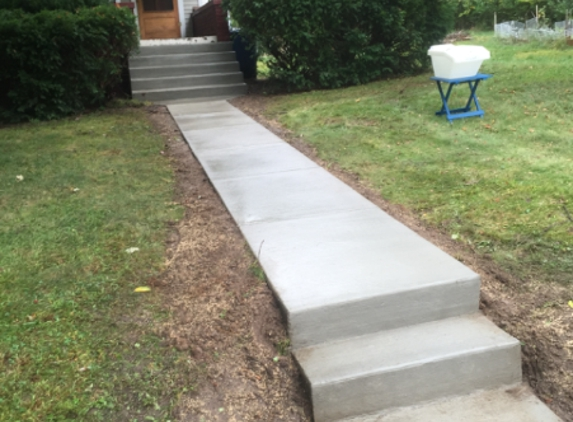Cuco Concrete Repair - Ypsilanti, MI