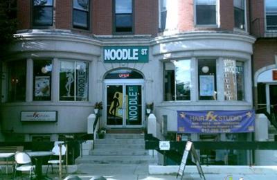 Noodle Street Thai Restaurant - Boston, MA