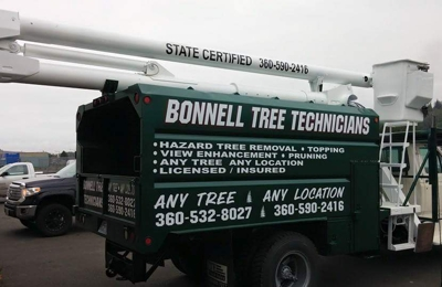 Bonnell Tree Technicians - Cosmopolis, WA