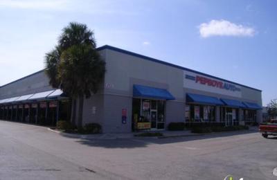 Pep Boys Auto Parts & Service - Hollywood, FL