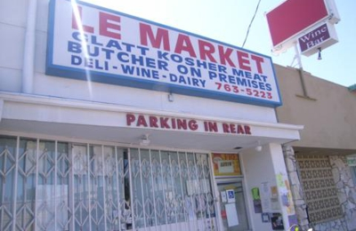 Le Market - Valley Village, CA