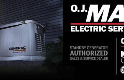 Mann O J Electric Services Inc - Cheshire, CT