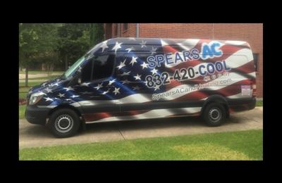 CPR Consumers - Sulphur Springs, TX. Spears AC/Heating