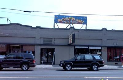Daily Planet - Seattle, WA