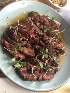 Al's Place - Hanger Steak