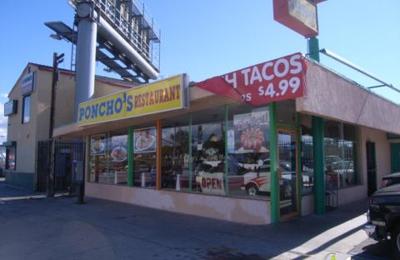 Ponchos Restaurant - Winnetka, CA