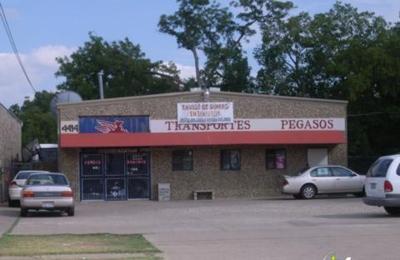 Transportes Pegasos - Dallas, TX
