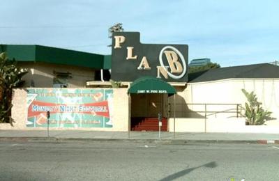 Plan B - Los Angeles, CA