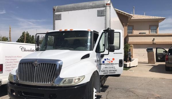Super Good Movers - El Paso, TX