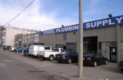 Excel Plumbing Supply & Showroom - San Francisco, CA