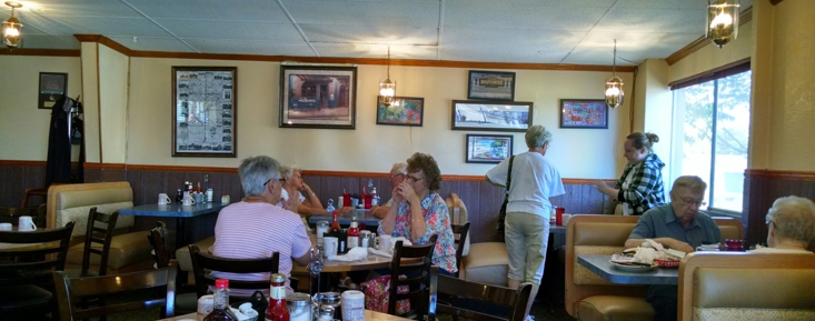 Mom n Pop style dining for a great price!