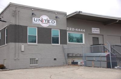 United Building Materials 950 W 8th St, Cincinnati, OH 45203