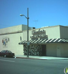 Taylor's Steaks House - Los Angeles, CA