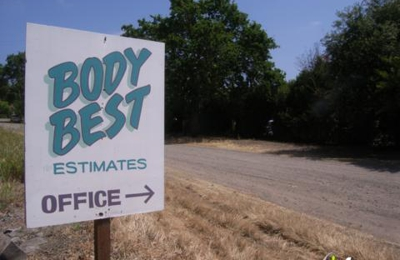 Body Best - Sonoma, CA