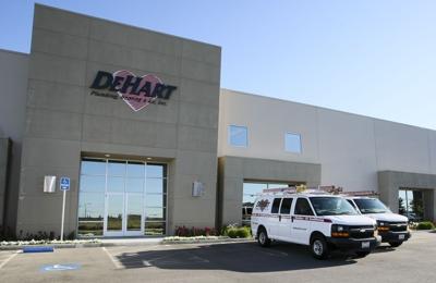 DeHart Plumbing, Heating & Air, Inc. - Modesto, CA