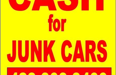 Cash For Junk Cars - Chattanooga, TN