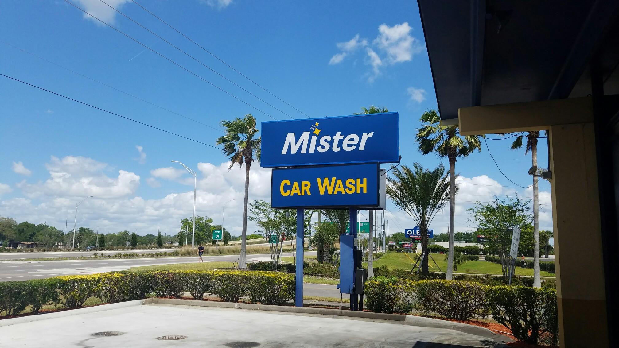 Mister Car Wash 6501 S Us Highway 17 92 Fern Park FL YP