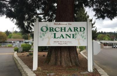 Orchard Lane Mobile Home Park