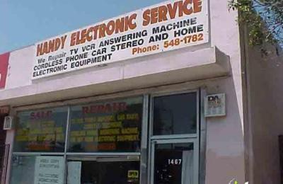 Handy Electronic Service - Berkeley, CA