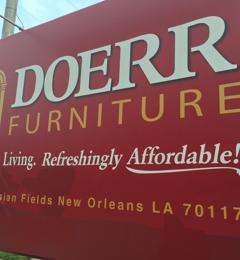 Doerr Furniture Inc New Orleans La
