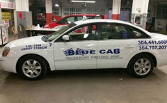 Blue Cab of Martinsburg LLC