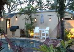 Montgomery Electrical Services Inc - Clearwater, FL. Outdoor lighting example.