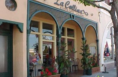 La Collina Restaurant - Millbrae, CA
