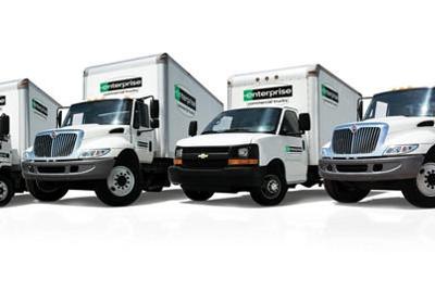 Enterprise Truck Rental 3828 W Gate City Blvd Greensboro