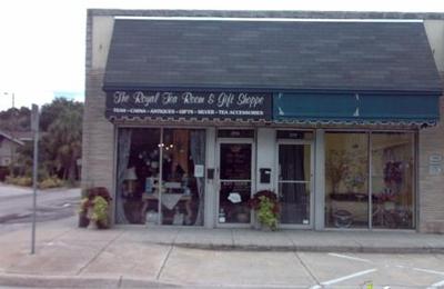 Royal Tea Room & Gift Shoppe - Tampa, FL