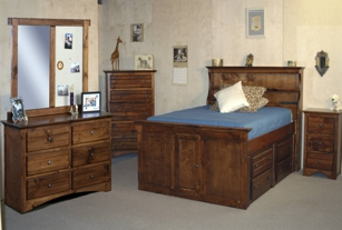 Trundle Beds with Storage from Living Spaces