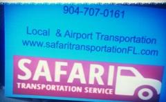 Safari Transportation Service