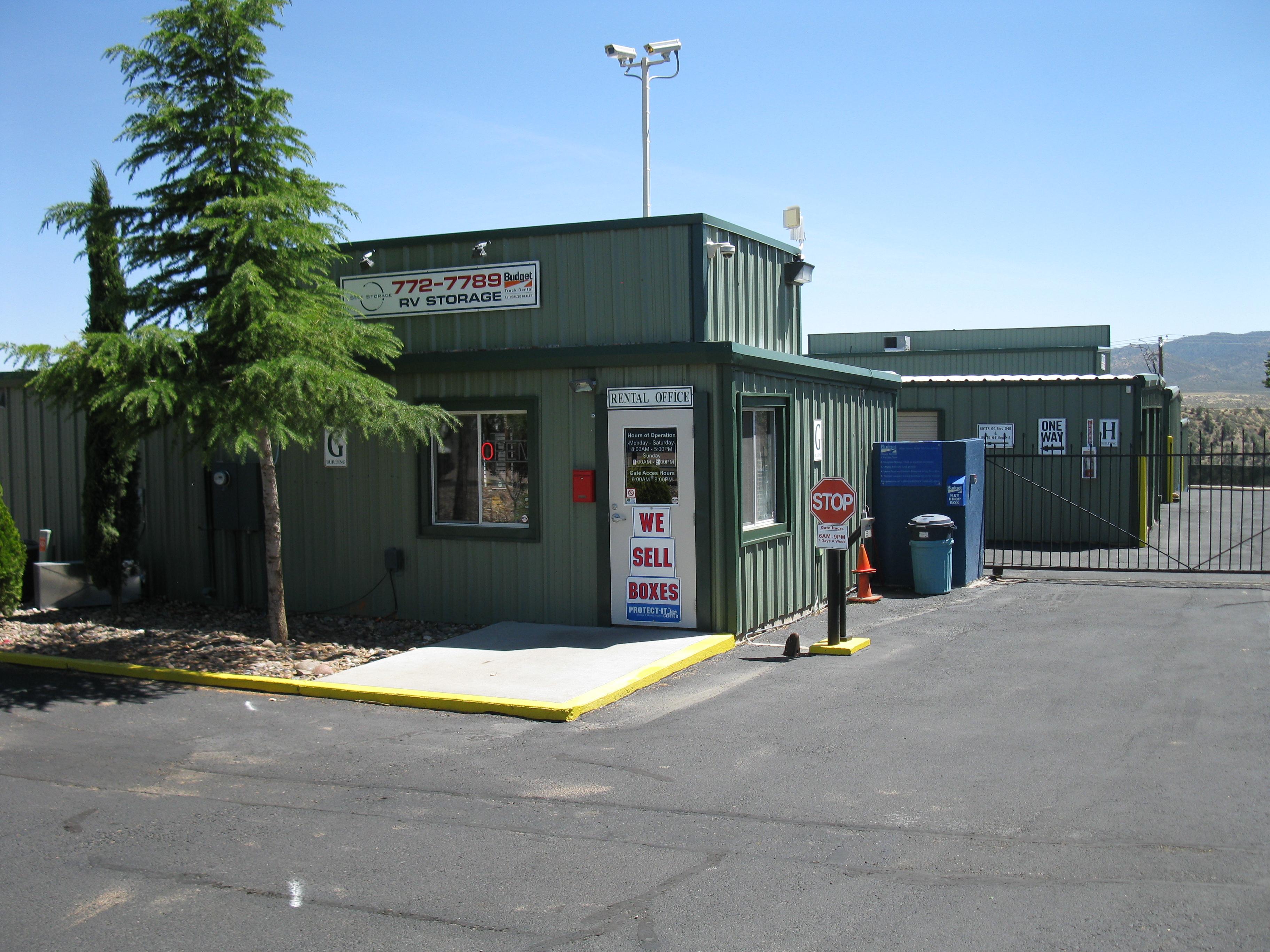 Prescott Valley Rv And Self Storage 9525 E Lorna Ln