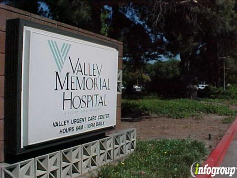 Valleycare Health System 1111 E Stanley Blvd, Livermore, CA 94550