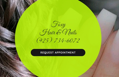 Foxy Nails - Pleasanton, CA