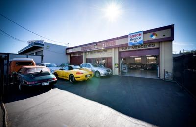 Kirberg Motors Inc - Belmont, CA