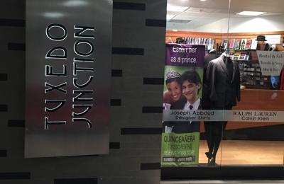 Tuxedo Junction - Culver City, CA. Mall sign