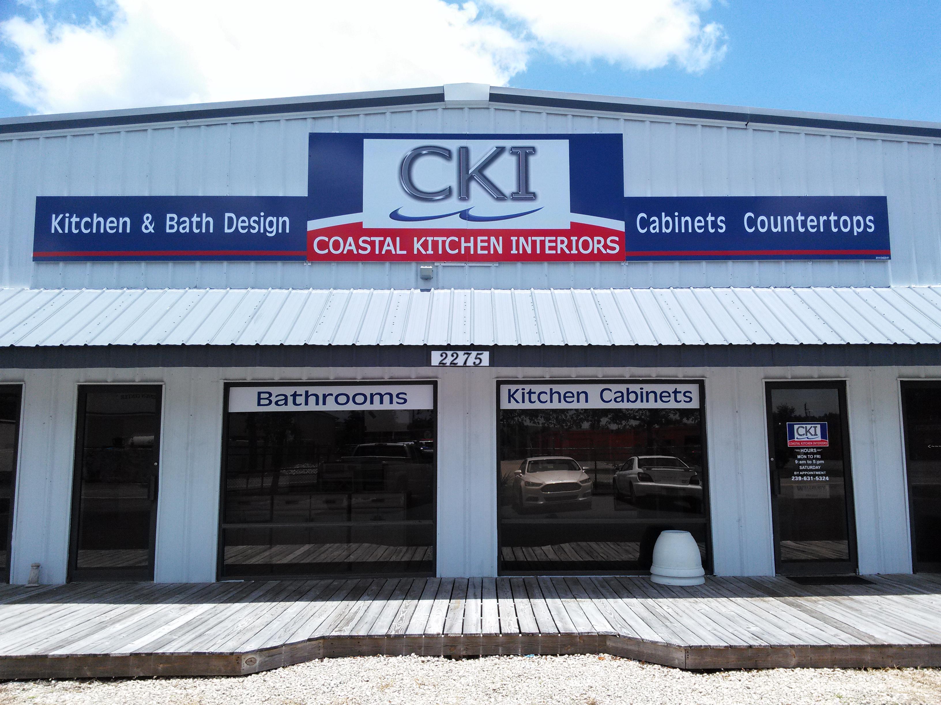 Coastal Kitchen Interiors 2275 J and C Blvd, Naples, FL ...